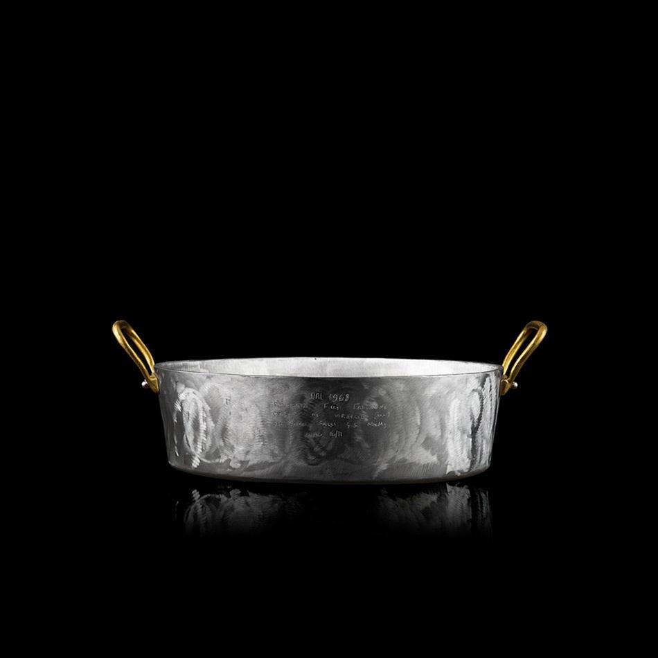 Round roasting pan 38 cm